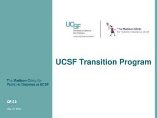 UCSF Transition Program