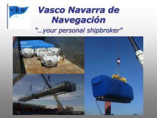 Vasco Navarra de Navegación