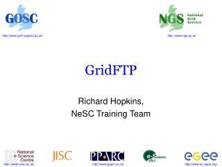 GridFTP
