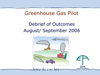 Greenhouse Gas Pilot