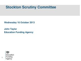 Stockton Scrutiny Committee