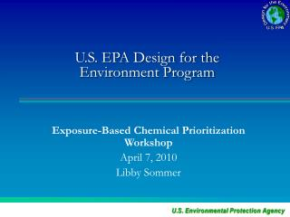 U.S. EPA Design for the Environment Program