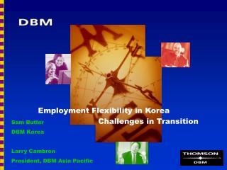 Employment Flexibility in Korea