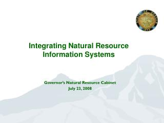 Integrating Natural Resource Information Systems