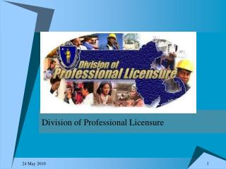Division of Professional Licensure