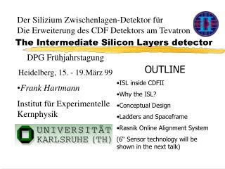 The Intermediate Silicon Layers detector