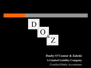 Tim Doyle Ph:   317-819-6109 E-mail:  tdoyle@doz