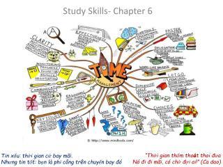 Study Skills- Chapter 6
