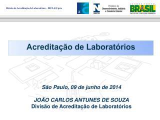 Acreditação de Laboratórios