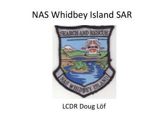 NAS Whidbey Island SAR
