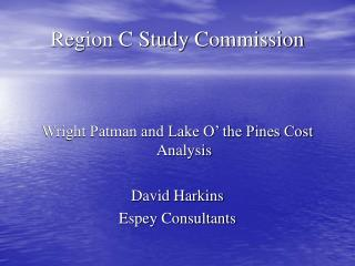 Region C Study Commission