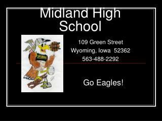 Midland High School