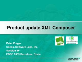 Product update XML Composer