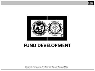 Stefan Neukom, Fund Development Advisor Europe/Africa