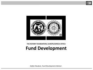 Stefan Neukom, Fund Development Advisor