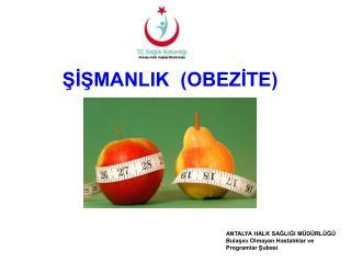 ŞİŞMANLIK  (OBEZİTE)