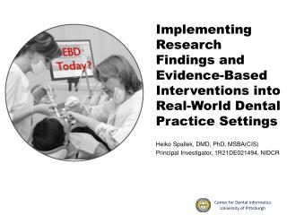 implementing evidence based practice findings to decrease