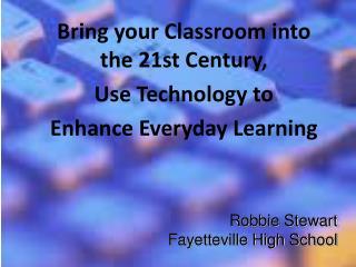 Robbie Stewart Fayetteville High School