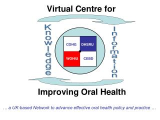 … a UK-based Network to advance effective oral health policy and practice …