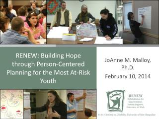 RENEW: Building Hope through Person-Centered Planning for the Most At-Risk Youth