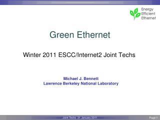 Green Ethernet