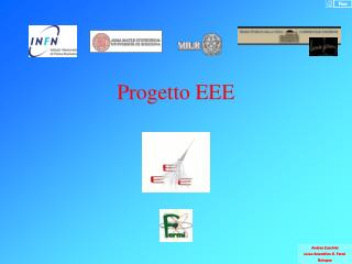 Progetto EEE