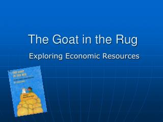The Goat in the Rug