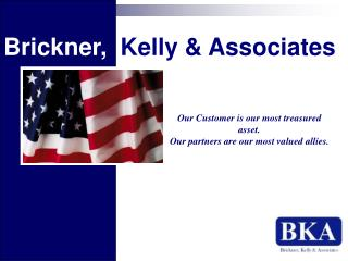 Brickner,   Kelly & Associates