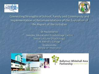 BKA (2012) Evaluation of Ballymun School Attendance Community Action Initiative