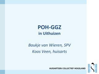 POH-GGZ in Uithuizen