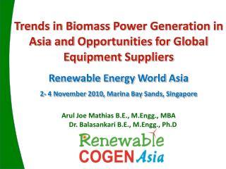 Arul Joe Mathias B.E., M.Engg., MBA       Dr. Balasankari B.E., M.Engg., Ph.D