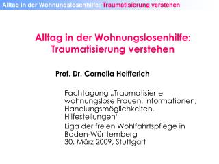 Prof. Dr. Cornelia Helfferich