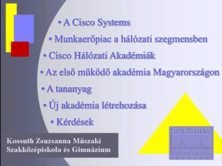 A Cisco Systems