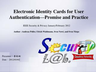 Electronic Identity Cards for User Authentication—Promise and Practice