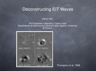 Deconstructing EIT Waves