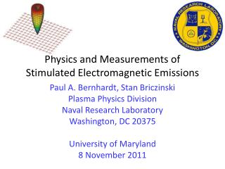 Physics and Measurements of Stimulated Electromagnetic Emissions