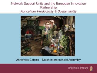 Annemiek Canjels – Dutch Interprovincial Assembly