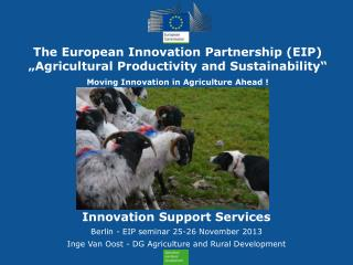 "The European Innovation Partnership (EIP) ""Agricultural Productivity and Sustainability"""