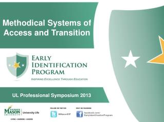 Methodical Systems of Access and Transition