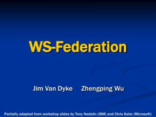 WS-Federation