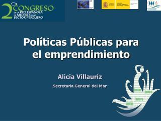 Políticas Públicas para el emprendimiento