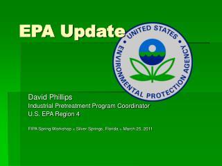 EPA Update