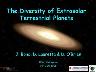 The Diversity of Extrasolar Terrestrial Planets