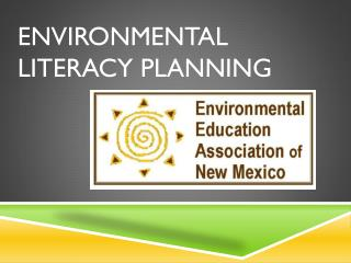 Environmental Literacy Planning