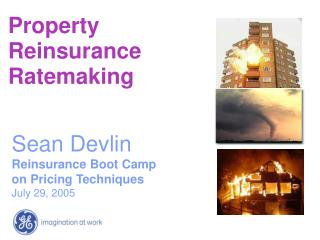 Property Reinsurance Ratemaking