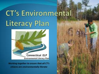 CT's Environmental Literacy Plan