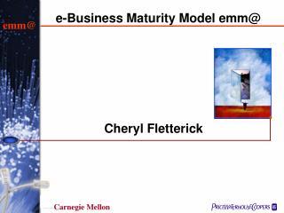 e-Business Maturity Model emm@