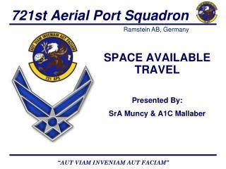 721st Aerial Port Squadron