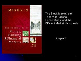 The Stock Market, the Theory of Rational Expectations, and the Efficient Market Hypothesis