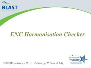 ENC Harmonisation Checker